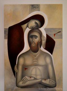 The Pieta - Contemporary Religious Art