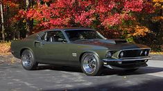 Ford Mustang Boss 429 Fastback 1969 ...
