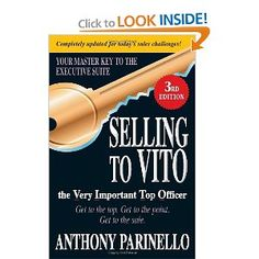 One of the best book ever been written on sales.