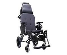 "Buy wheelchair online by Senior Shelf  Karma Mvp 502 www.seniorshelf.com  Description: Suitable for Stroke patients or long termuser Karma have extensive knowledge of designing and building reclining wheelchairs. With over a decade of experience Karma have redesigned the MVP-502 reclining wheelchair. Features : ""V"" shaped seating system Unique articulating armrest Tension adjustable seat Backrest .   #buywheelchair, #buywheelchaironline, #wheelchairindia, #wheelchair"