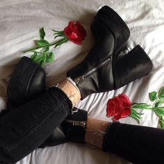 I could never wear these but they're really cute