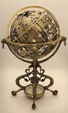 657 Best Orreries Planetaria Armillary Spheres Astrolabes And