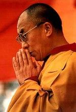 This site would not be complete without an attempted tribute to His Holiness The 14th Dalai Lama...