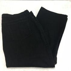 73732806f93 Venezia Womens Plus Size Stretch Bootcut Black Jeans Tall Size 28  Venezia   Bootcut Ladies
