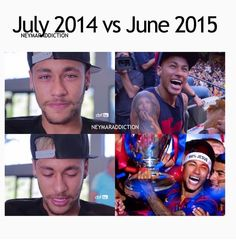 Yes I like football. Neymar Jr, Soccer Players, Fc Barcelona, Messi, Football, Baseball Cards, Guys, Sports, Football Players