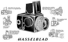 hasselblad 500cm - Google Search
