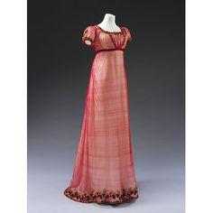 Evening dress - 1810