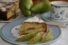 lipkowy domek: Ciasto gruszkowo imbirowe . . .