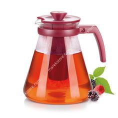 Szklany zaparzacz do herbaty i ziół z wyjmowanym sitkiem - pojemność 1,75 litra | Tescoma | 52,00 zł