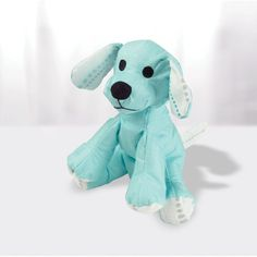 Aden and Anais Bamboo Musy Mate Mini - Puppy Azure