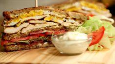 Ultimate Club Sandwich | BLT Sandwich Recipe | The Bombay Chef - Varun I...
