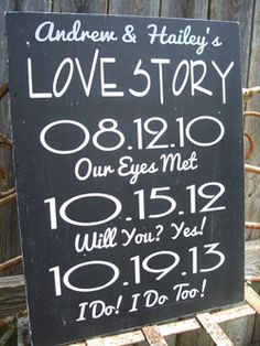 Ways to display the date at your wedding and keep as a keepsake for years to come #wedding #theweddingomd www.theweddingofmydreams.co.uk