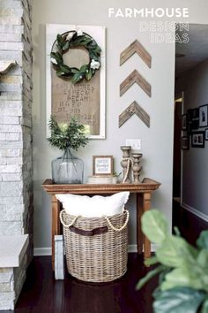 10 Best Rustic Living Room Wall Decor Ideas and Designs Rustic Decorations The rustic living room decor can really add value to a home and a touch of rustic to a drab space. What's nice about rustic decor is that it's the per. Decor, Farmhouse Decor Living Room, Farm House Living Room, Rustic Decor, Entryway Decor, Wall Decor Living Room Rustic, Home Decor, Rustic Living Room, Farmhouse Wall Decor