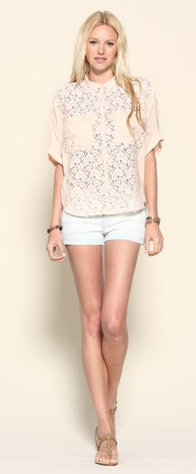 Gentle Fawn Isabel Top