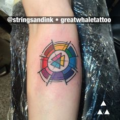 color wheel tattoos - Google Search