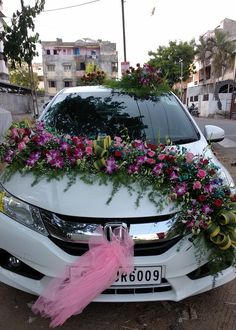 Ideas Weding Cars Decorations Ideas Photo Booths For 2019 Wedding Stage Decorations, Flower Decorations, Photo Booth Backdrop, Photo Booths, Coffee Filter Wreath, Blue Wedding Flowers, Backdrops For Parties, Bride Bouquets, Fresh Flowers
