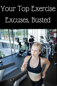 It's time to take some of your most common reasons not to exercise, and transform them into renewed fitness motivation.