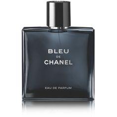Chanel  Bleu De Chanel Eau De Parfum (365 RON) ❤ liked on Polyvore featuring men's fashion, men's grooming, men's fragrance, accessories and chanel men's fragrance