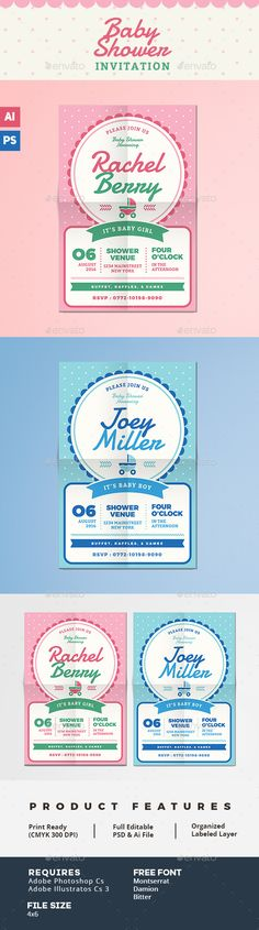 Elegant Wedding Invitation Ticket
