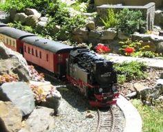 deutsche Gartenbahn