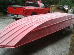 new boat/blind build tracker grizzly : Waterfowl Boats, Motors, & Boat Blinds Free Boat Plans, Wood Boat Plans, Duck Hunting Boat, Folding Boat, Boat Blinds, Small Fishing Boats, Grass Pattern, Boat Engine, Boat Projects