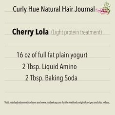 Curly Hue | Natural Hair Journal: Following the Maximum Hydration Method My Way