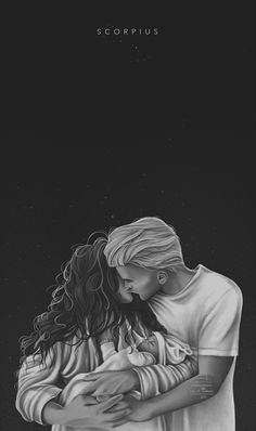 Harry Potter Fan Art, Harry Potter Ships, Harry Potter Pictures, Harry Potter Characters, Draco And Hermione Fanfiction, Scorpius And Rose, Dramione Fan Art, Harry Potter Wallpaper, Harry Potter Aesthetic