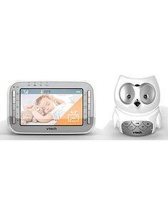 Vtech BM4300 Owl Baby Monitor | Home Essentials