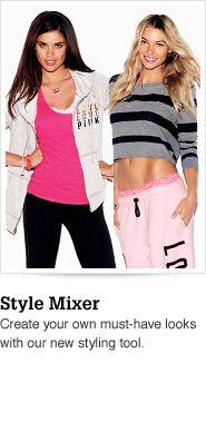 Victoria's Secret PINK:  The VS PINK Collection at Victoria's Secret