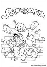 Super Friends Coloring Pages On Book