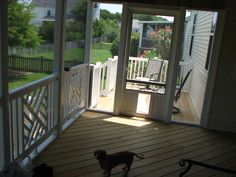 Incroyable Image Result For Pictures Of Doggie Door For Screened Porch | Deck U0026 Patio  Ideas | Pinterest | Doggies, Porch And Doors
