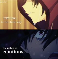 Don\'t hesitate to cry and rely on me :)  Anime:Charlotte