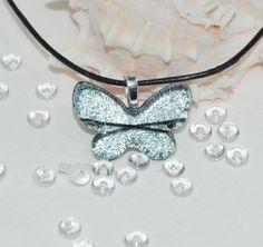 Sommerfugl i sølv