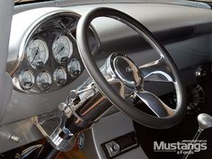 View all photos of 1956 Ford F-100 & '65 Ford Mustang 2+2 - Dynamic Duo at