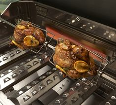 The perfect gift for your grill master: a rotisserie.