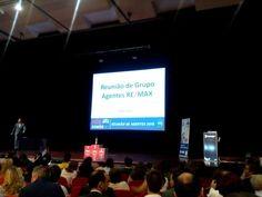 Reunião de Agentes RA/MAX 2015
