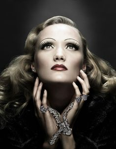"""Giuliano Bekor Photography    Marlene Dietrich Project """"Glamour And Exotic"""""""