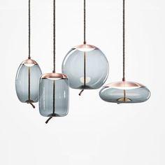 KNOT SFERA – designer general lighting from Brokis ✓ all information ✓ … - All For Decoration Interior Lighting, Home Lighting, Lighting Design, Unique Lighting, Deco Luminaire, Luminaire Design, Suspended Lighting, Pendant Lighting, Pendant Lamps