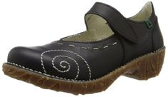 El Naturalista Womens N095 Iggdrasil Mary Jane FlatBlack36 EU US Womens 6 M *** Be sure to check out this awesome product. Note:It is Affiliate Link to Amazon.