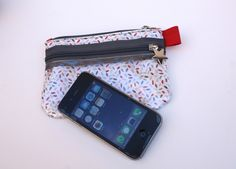 Pochette iphone tactile Iphone pouch