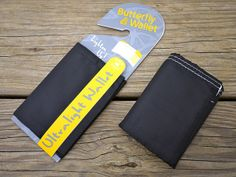 2013 Redesigned Butterfly Wallet by Brian's Backpacking Blog, via Flickr