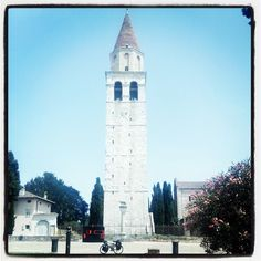 Aquileia #cycletherapy #LaMiaBambina #prologoMIEst