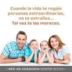 Personas extraordinarias... #Familia #SemperAltius