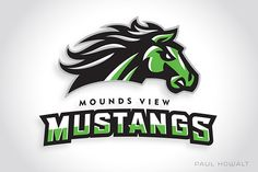 Mounds View Mustangs Identity