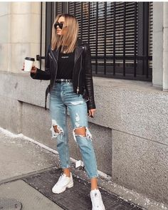 Charming and super summer outfits ideas for spring summer fashion trendy outfits 2019 Winter Fashion Outfits, Look Fashion, Spring Outfits, Womens Fashion, Fashion Trends, Net Fashion, Spring Fashion, Fashion Ideas, Runway Fashion