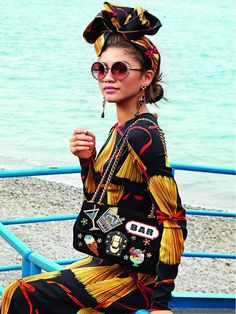 Zendaya Stars in Dolce & Gabbana's Amazing Millennials-Only Campaign