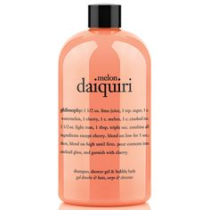 Philosophy Melon Daiquiri Shower Gel
