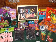 Packages/Ideas -Halloween care package