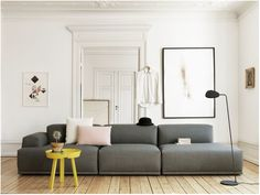 CONNECT Sofa | MUUTO | Design: Anderssen & Voll | 201? | http://www.muuto.com/collection/Connect_Sofa_System/
