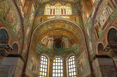 UNESCO World Heritage Site: Early Christian Monuments of Ravenna, Italy